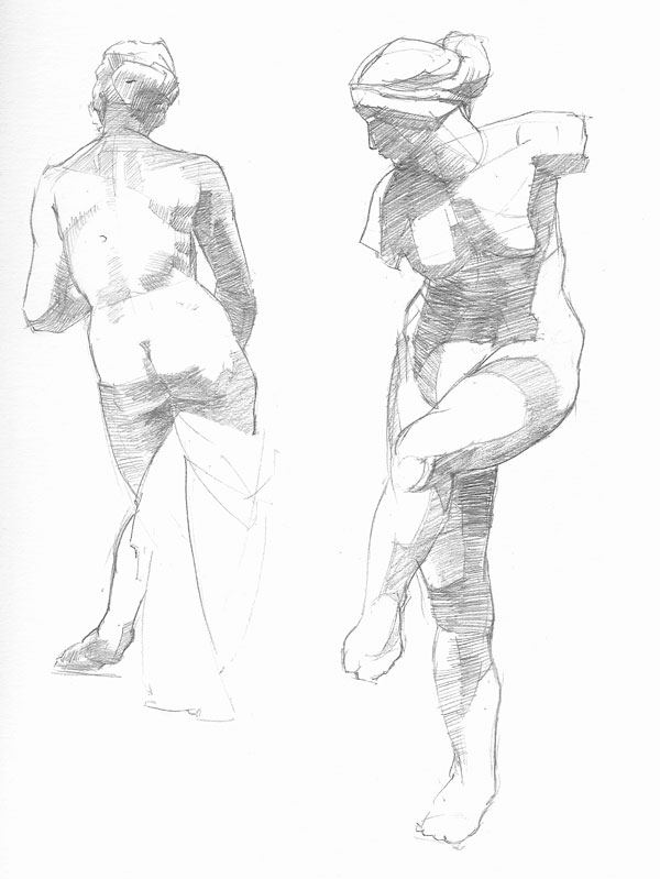 Sketches of Greek Sculpture